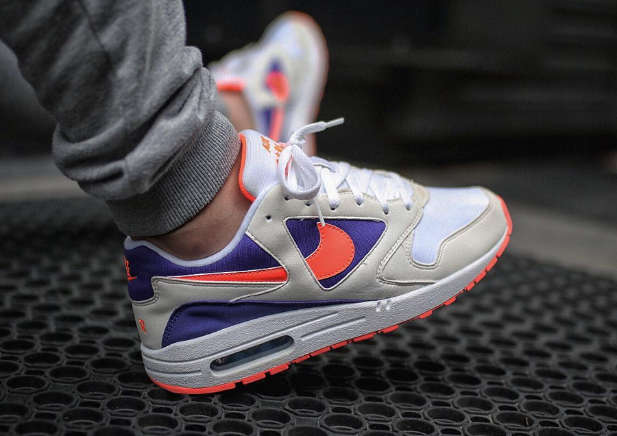 Air Max 1 x Nike Air Icarus 'Radiant Orange & Fuchsia Flash'