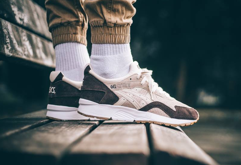 chaussures asics gel lyte homme