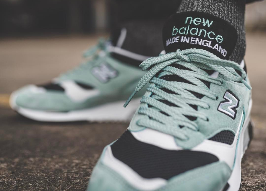 reputable site 744b6 2f7e8 New Balance M1500MGK 'Green Black' (Easter Pastel Pack)
