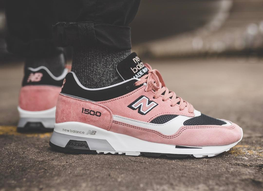 1500 new balance pink
