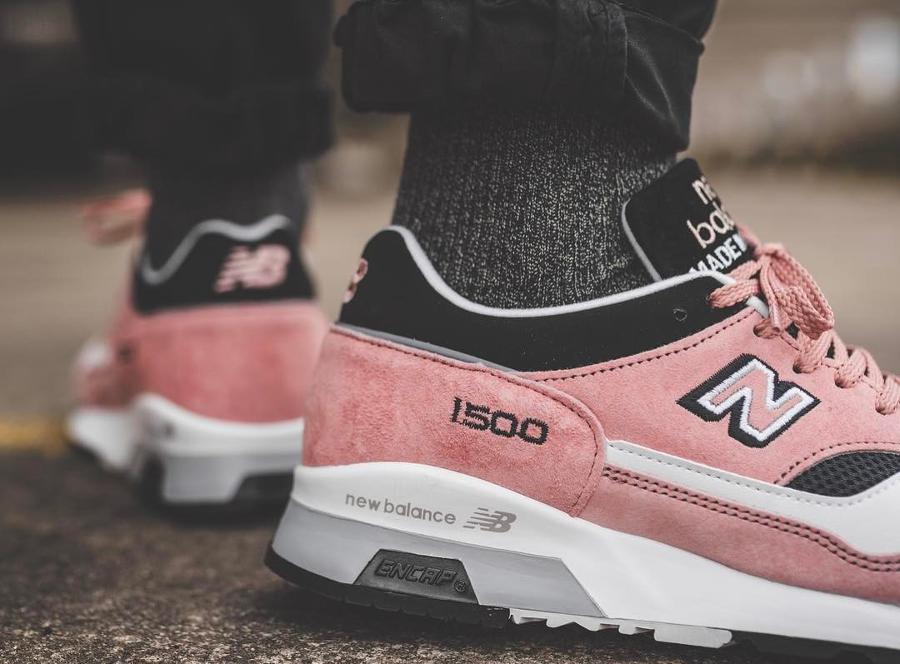 Nouvel Équilibre 1500 Made In Uk Rose oTES8djE
