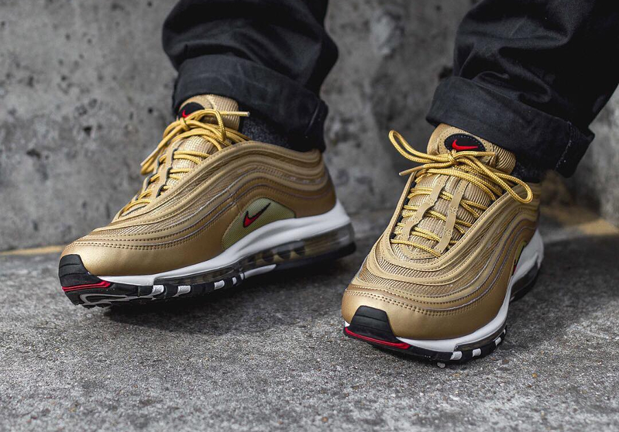 air max gold homme