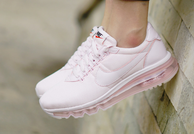 Chaussure Nike Air Max LD Zero Special Edition Rose Pearl Pink femme