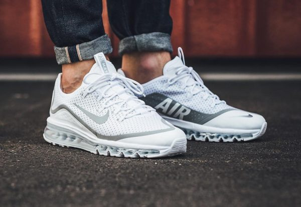 nike air max more blanche