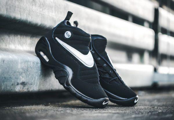Chaussure Nike Air Shake Ndestrukt OG Noire Dennis Rodman (1)
