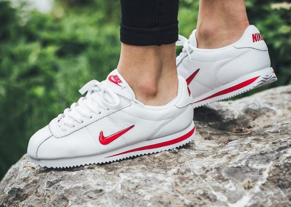 Nike Cortez Basic 'Rare Ruby & Black Diamond' (quickstrike)