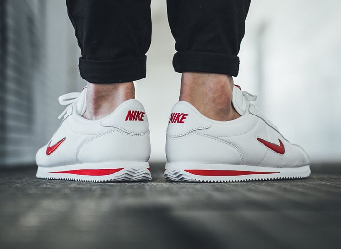 Chaussure Nike Cortez Basic Jewel Rare Ruby (3)