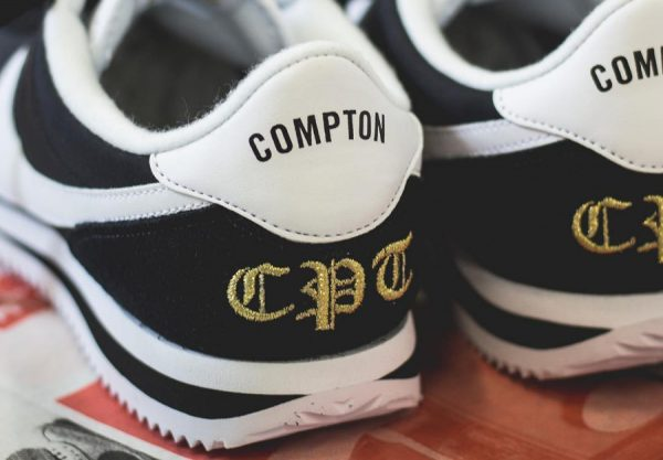 Chaussure Nike Cortez Basic Nylon CPT Compton (XLV) couv