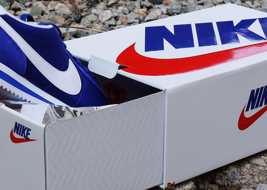 Chaussure Nike Cortez Basic Nylon Long Beach (45ème anniversaire) (0)