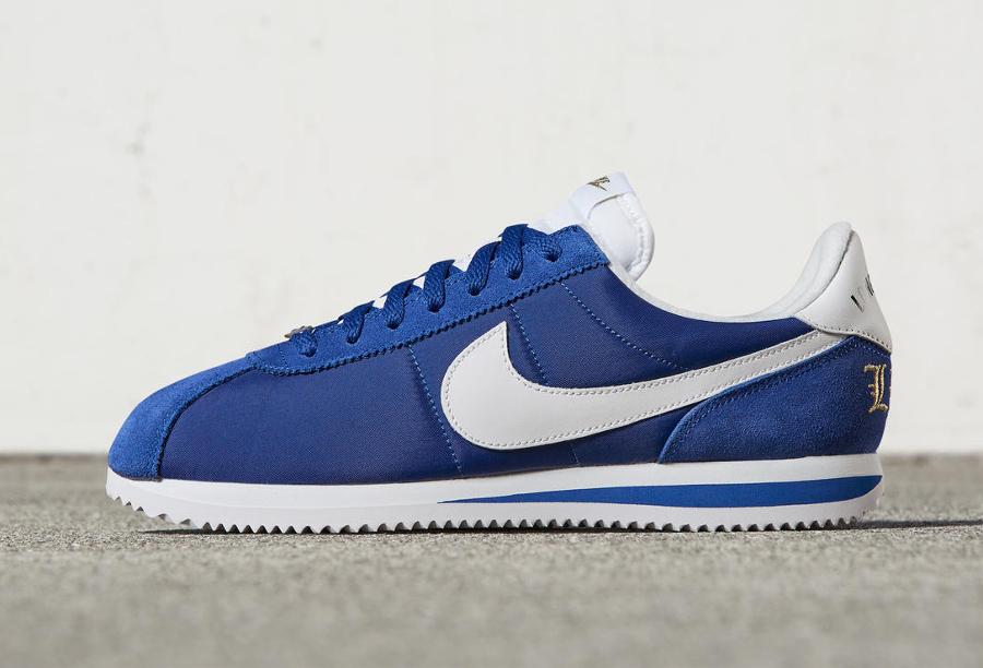 Chaussure Nike Cortez Basic Nylon Long Beach (45ème anniversaire) (1)