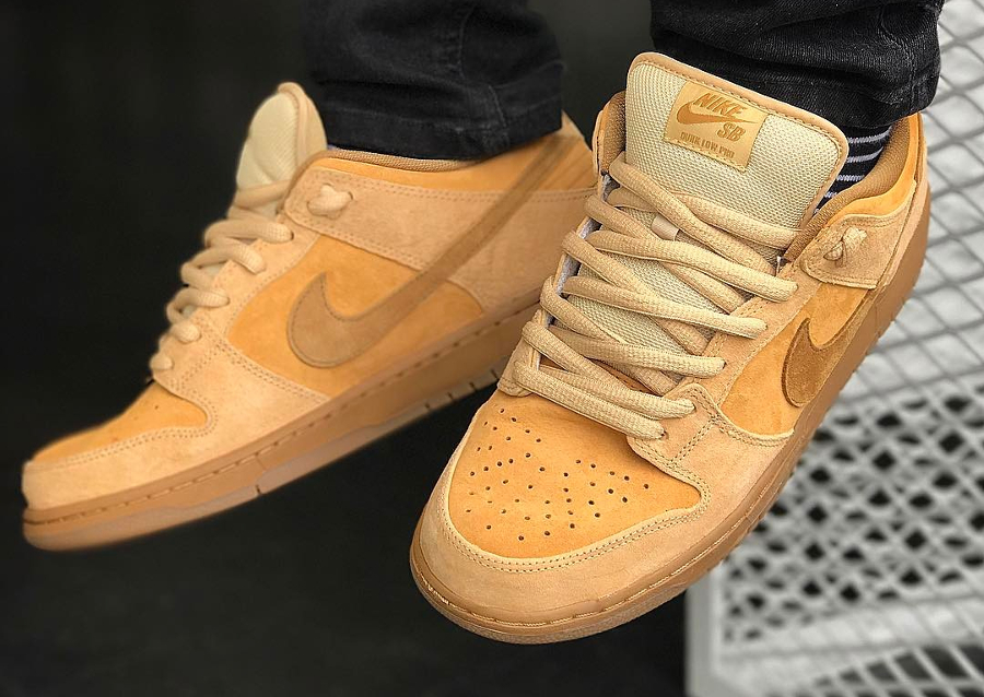 Nike Dunk Low Pro SB 'Wheat'