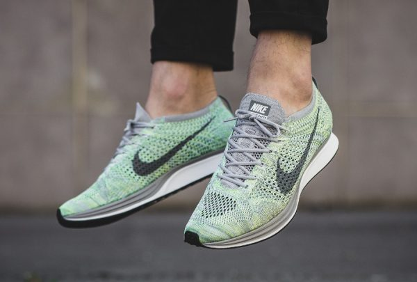 official photos 94883 d764f ... best price nike flyknit racer pastel macaron 531bb 40008