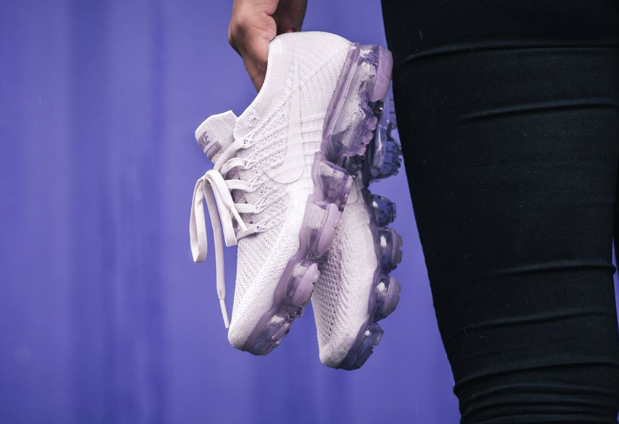 Chaussure Nike Wmns Air Vapormax Flyknit Violet Dust (femme) (1)