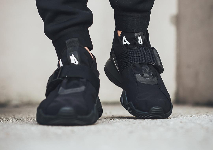 Chaussure NikeLab ACG 07 KMTR Komyuter Black (1)
