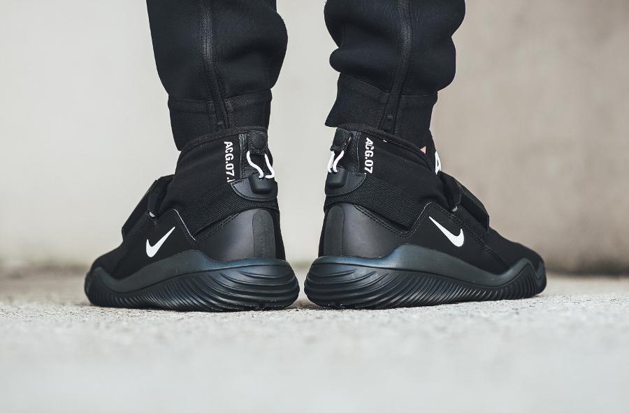 Chaussure NikeLab ACG 07 KMTR Komyuter Black (2)
