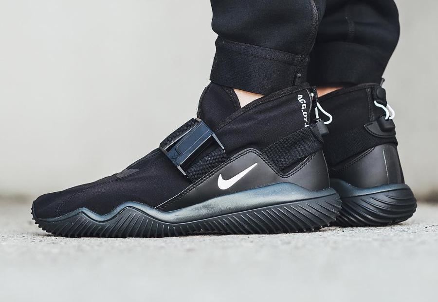 Chaussure NikeLab ACG 07 KMTR Komyuter Black (3)