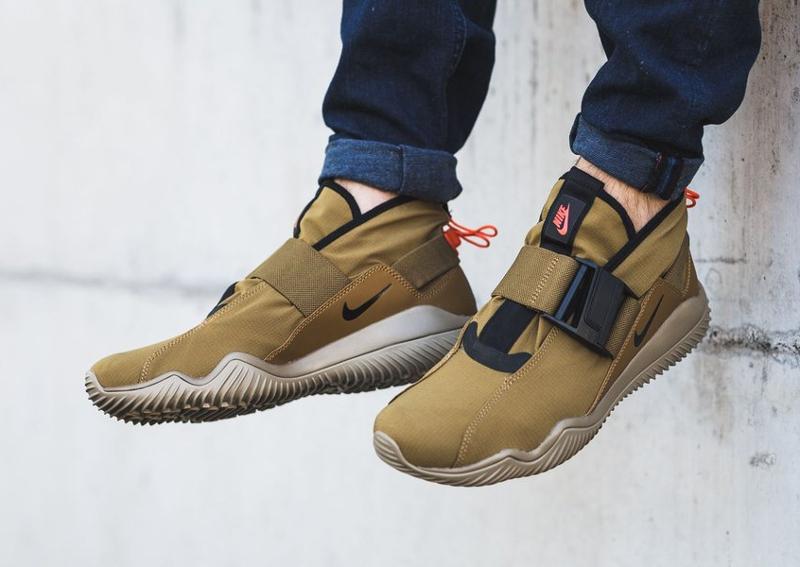 Chaussure NikeLab ACG 07 KMTR Komyuter Golden Beige (1)