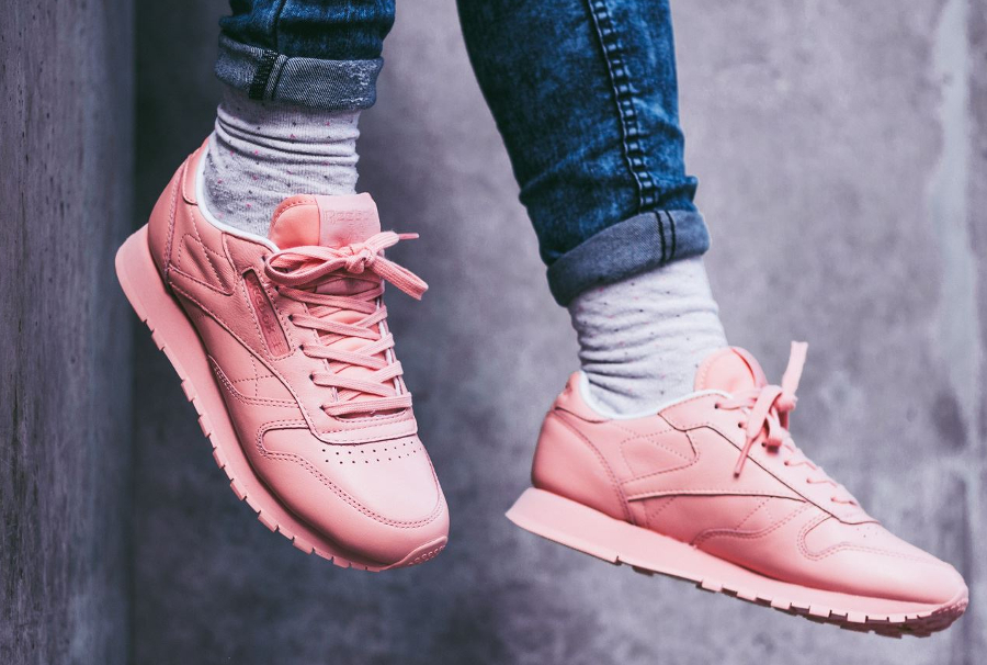 Reebok Classic Leather W 'Patina Pink'