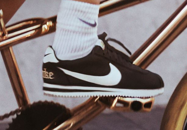 Chaussures Nike Cortez Basic Nylon CPT Compton (XLV)
