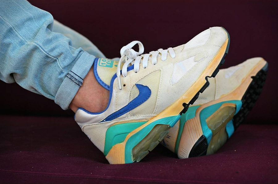 Nike Air 180 OG 1991 - @sneakersian