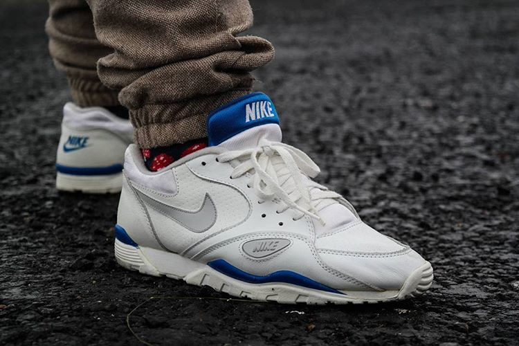 Nike Air Cross Trainer Low II (1989) Vintage - @mr_whitestore (1)