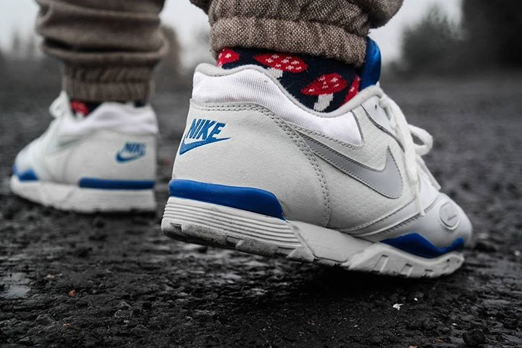 Nike Air Cross Trainer Low II (1989) Vintage - @mr_whitestore