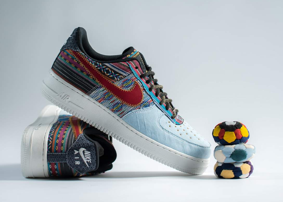 Nike Air Force 1 Low '07 LV8 Afro Punk Pack