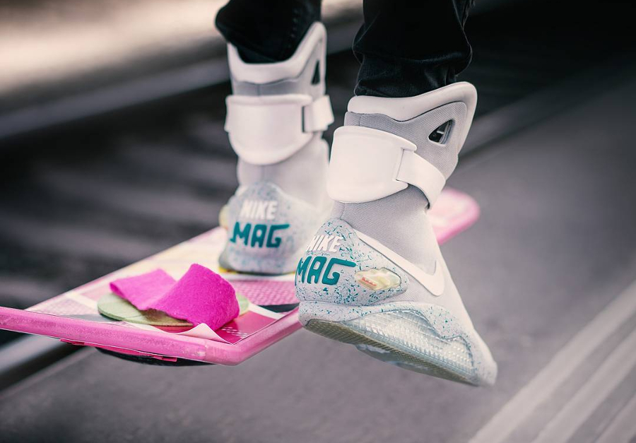 Hoverboard x Nike Mag (#SDJ 30/05/2017)