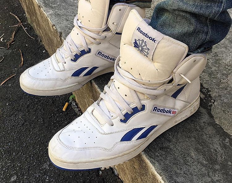 Reebok BB4600 High 1986 Vintage - @kuyakoy