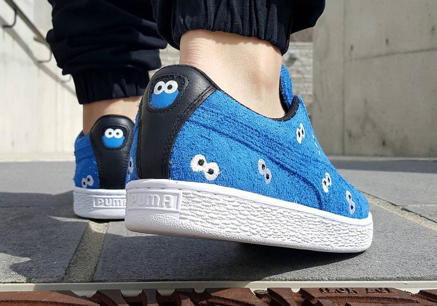 Sesame Street x Puma Suede Cookie Monster - @flyways91 (1)