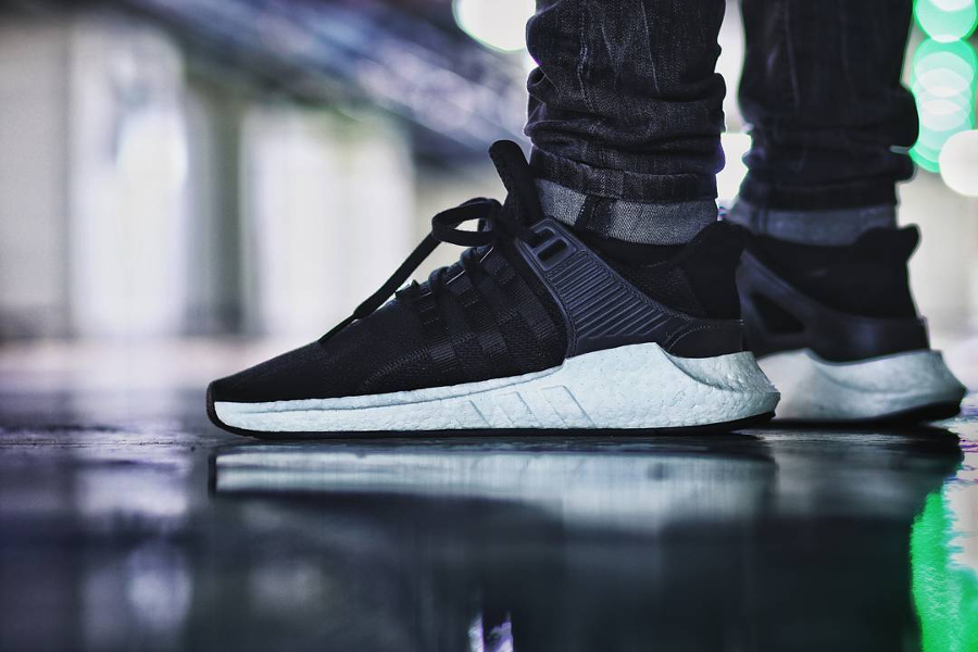 Adidas EQT Support 93 17 Milled Leather Pack - @mitchellony