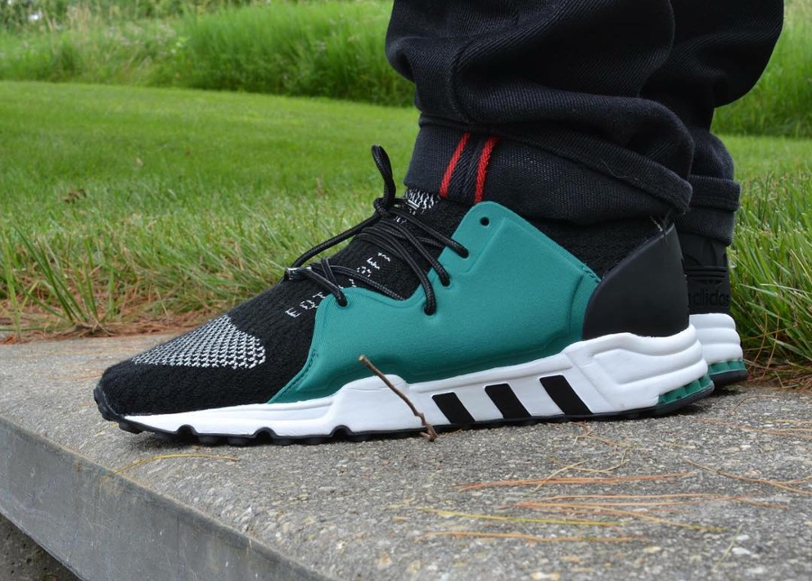 Adidas EQT Support F15 Sub Green - @rally_cars