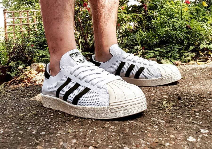 Adidas Superstar 80s Primeknit - @superstar_luke