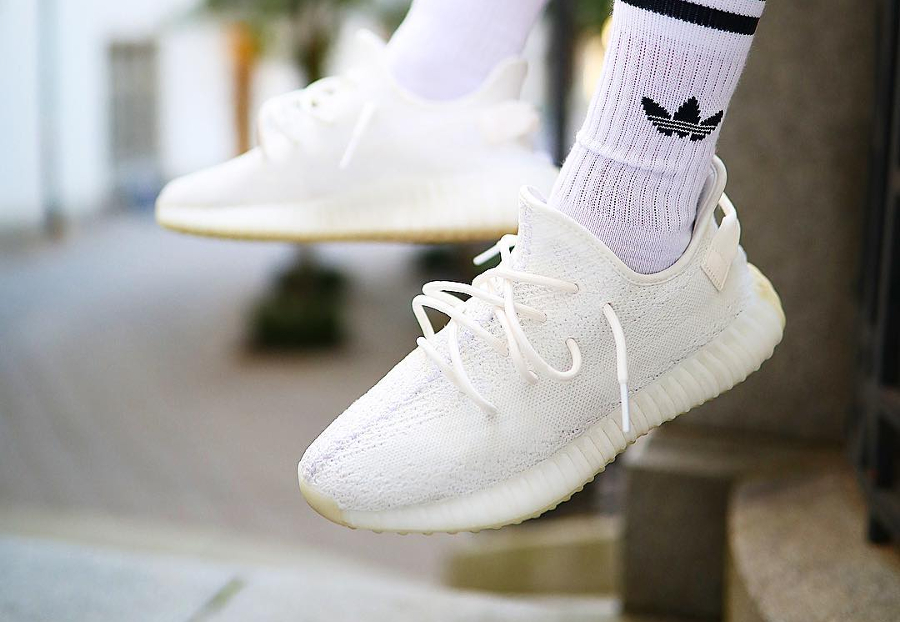 Adidas Yeezy Boost 350 V2 Cream - @sneakerheadse