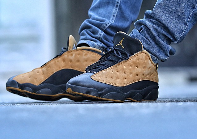 Air Jordan 13 Low OG Chutney 1998