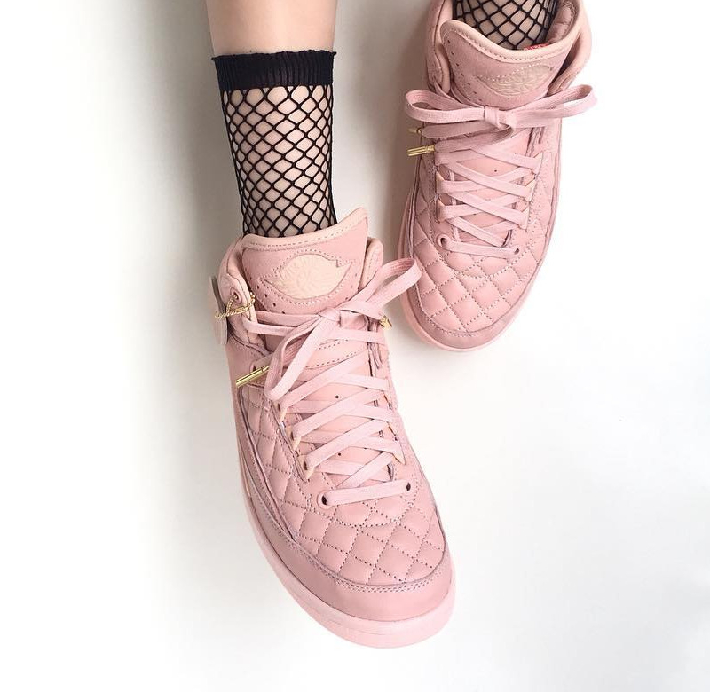 Air Jordan 2 Just Don Arctic Orange - @miho_umeboshi