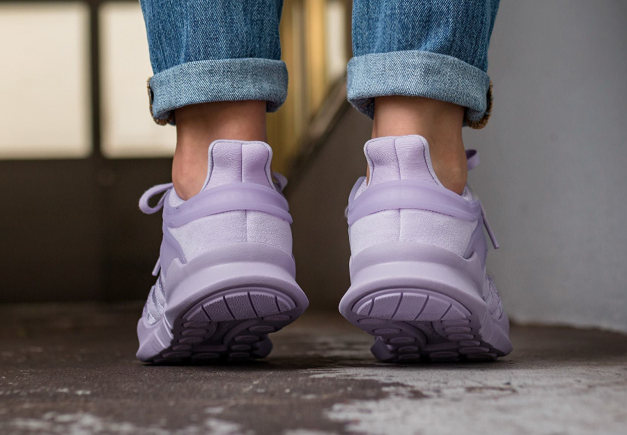 Basket Adidas Equipment Support ADV W violet (2)