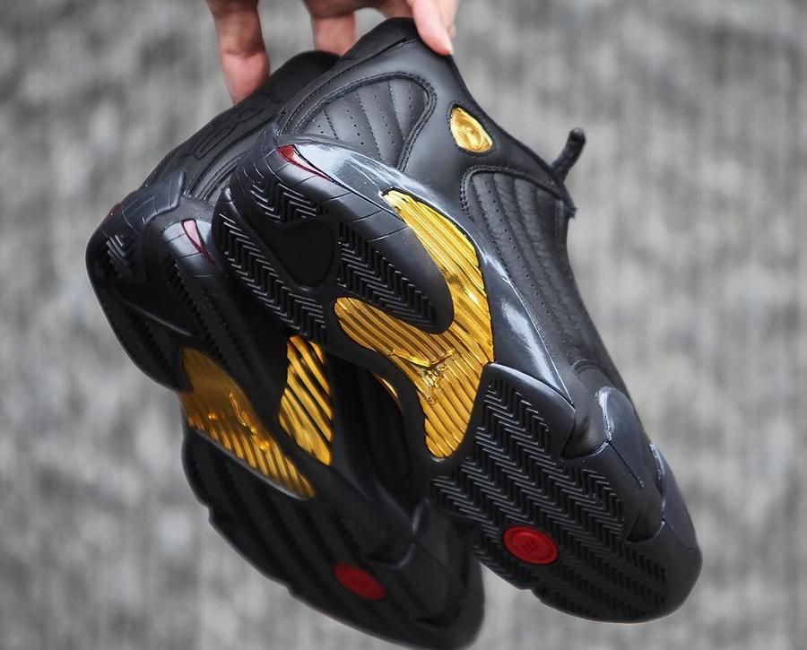 Basket Air Jordan 14 DMP Defining Moments Pack (1)