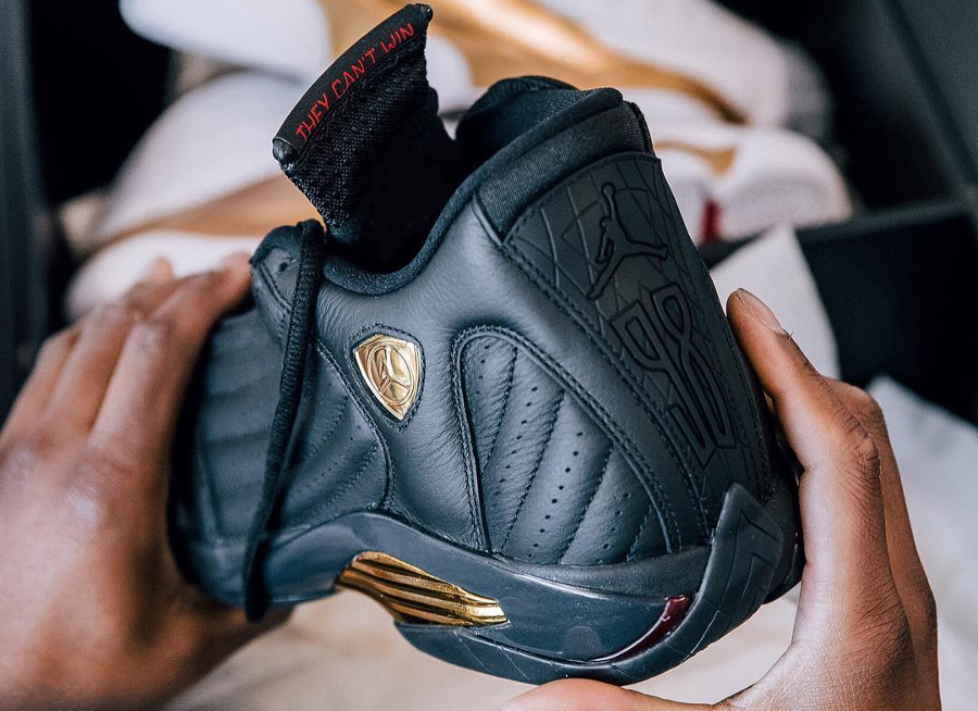 Basket Air Jordan 14 DMP Defining Moments Pack (4)