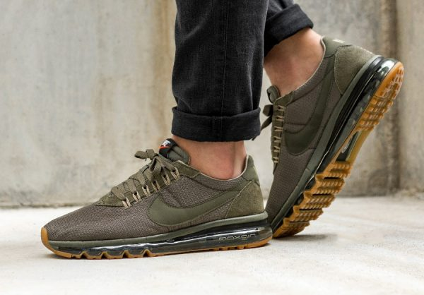 Basket Nike Air Max LD Zero Medium Olive (1)