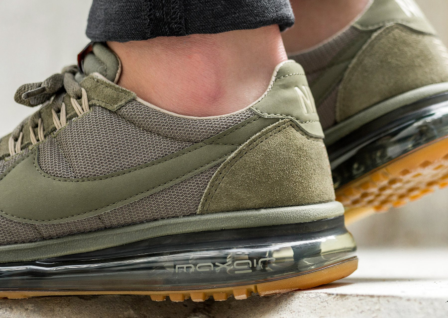 Basket Nike Air Max LD Zero Medium Olive (2)