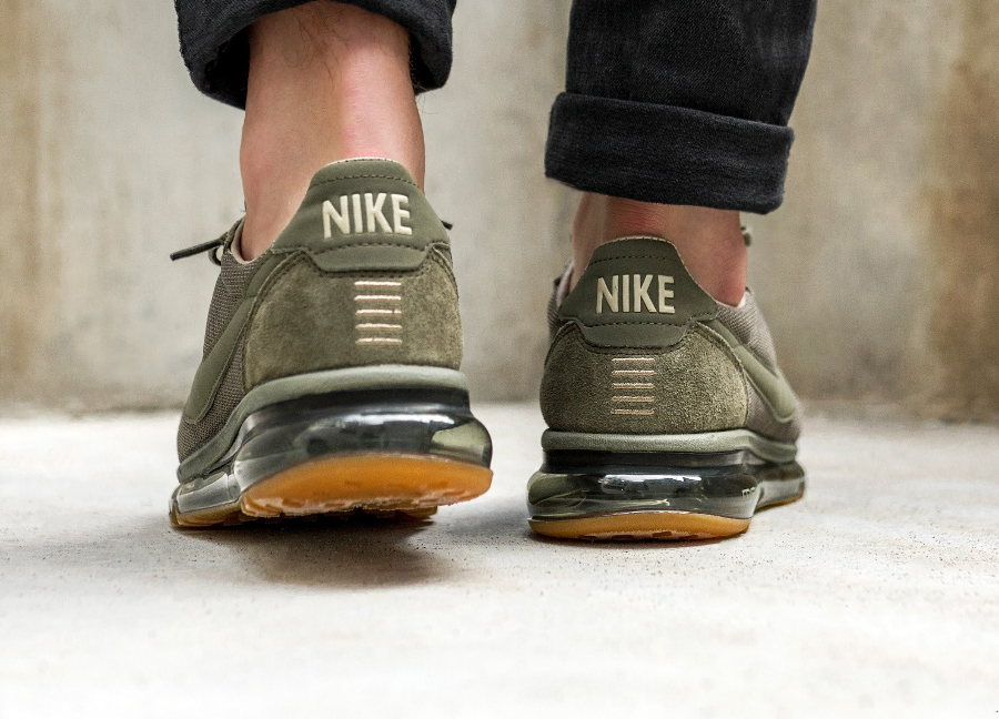 Basket Nike Air Max LD Zero Medium Olive (3)