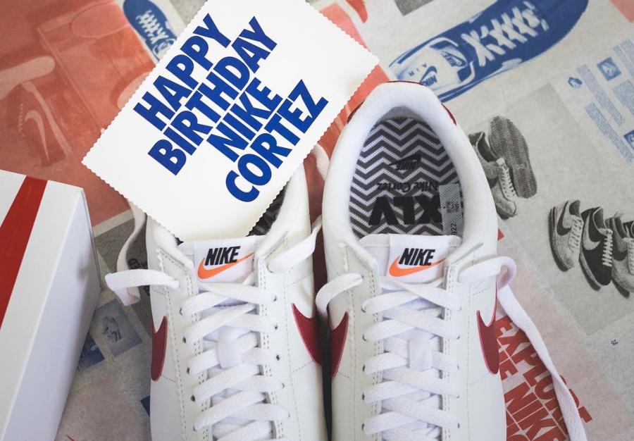 Basket Nike Cortez OG (édition spéciale 45ème anniversaire) (1)