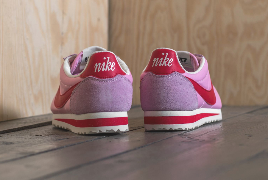 Nike Cortez Nylon PRM XLV femme Rose : où l'acheter ?