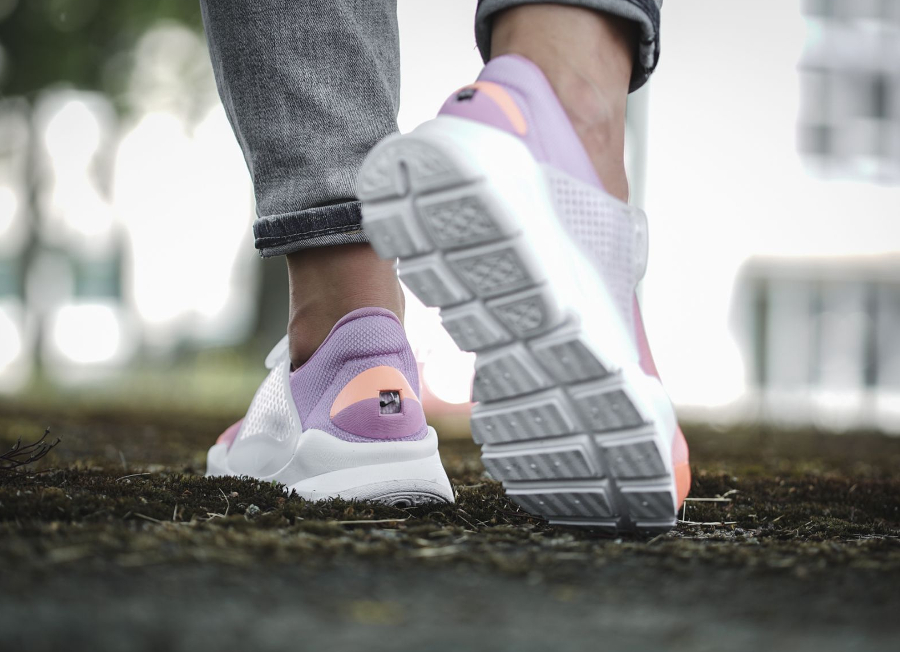 Basket Nike Wmns Sock Dart Breathe Sunset Glow (2)