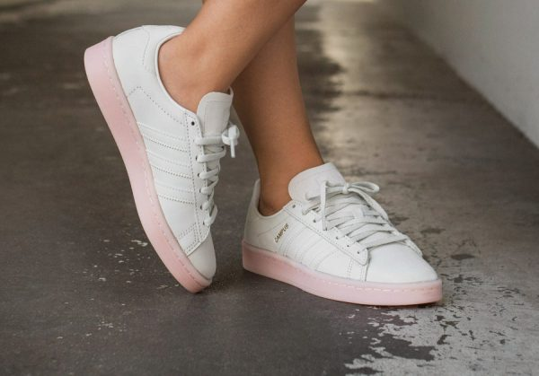 Le pack Adidas Campus W 'Icey Pink'