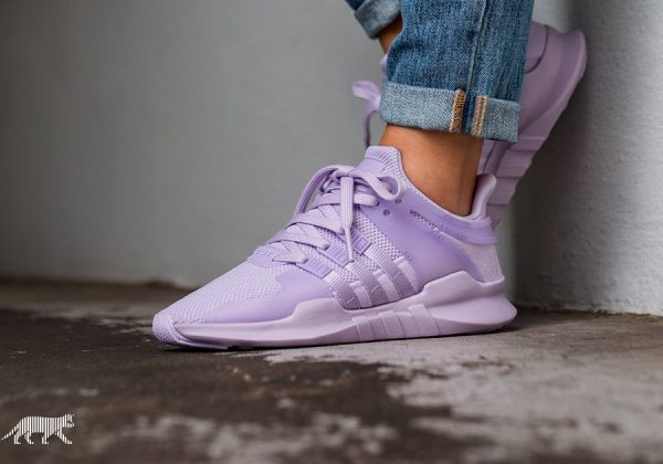 Chaussure Adidas EQT Support ADV W Purple Glow femme (1)