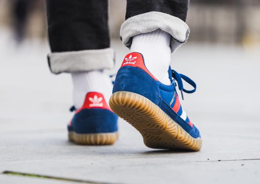 Adidas Indoor Super 'Mystery Blue'