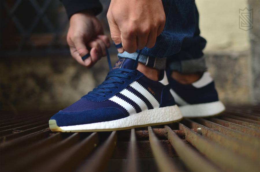Adidas Iniki Runner 'Collegiate Navy'