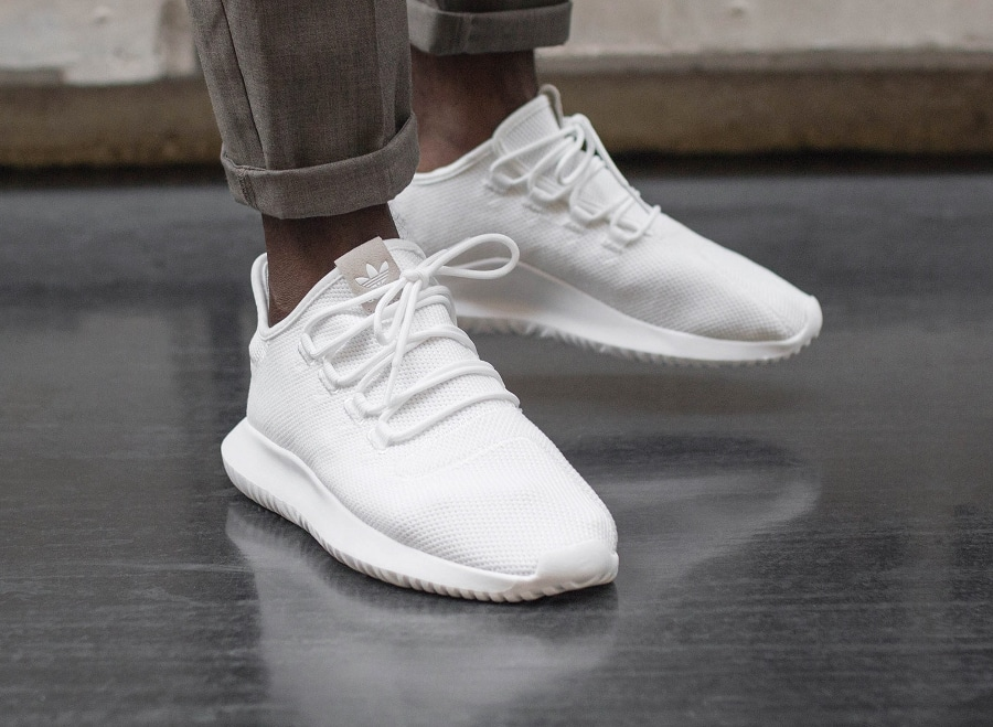 Adidas Tubular Shadow 'White'